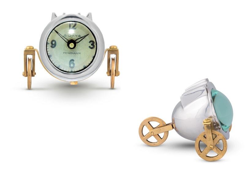 I love this fun Astro desk clock!