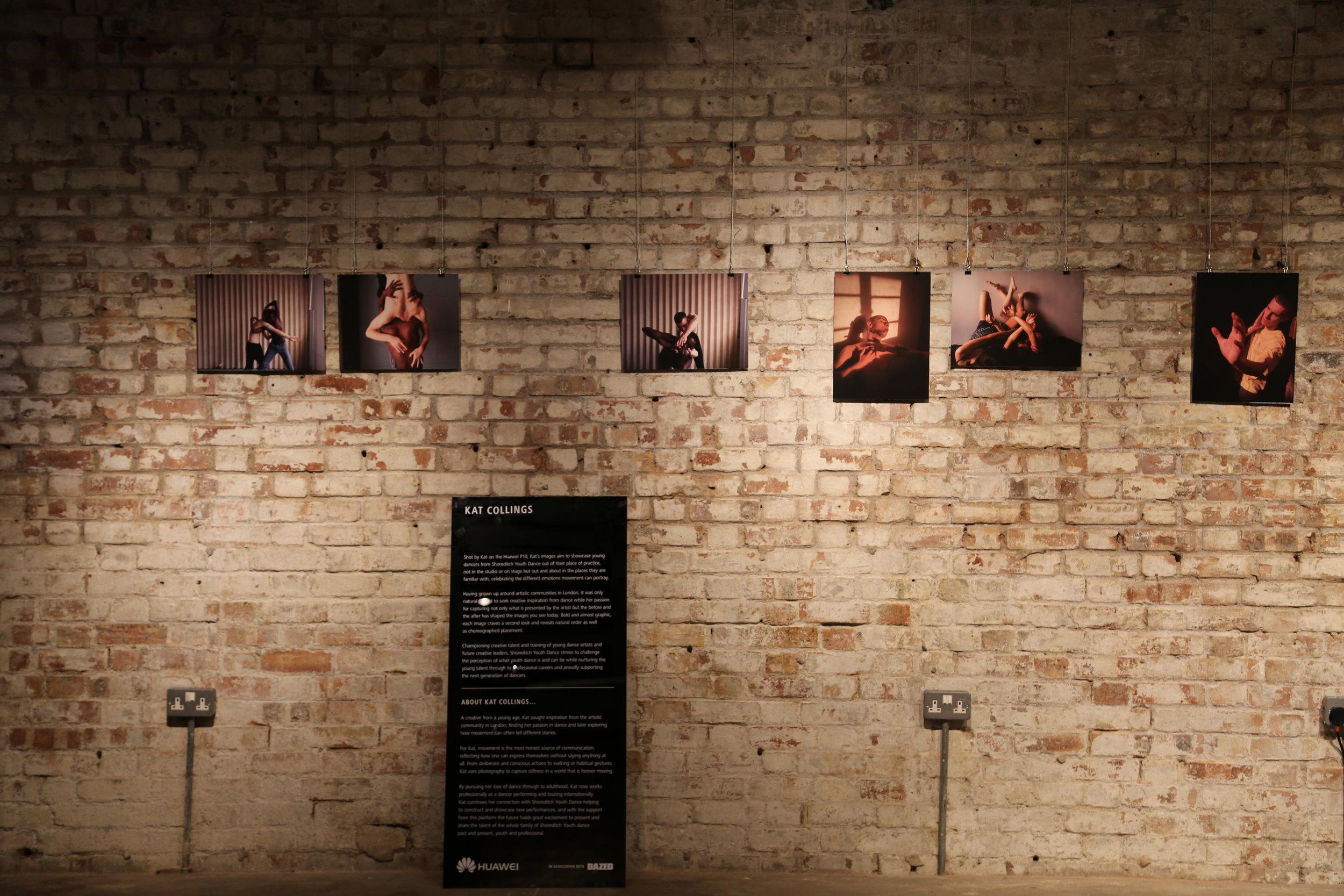 Huawei Exhibition Design