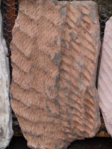 Ceramic rope mould