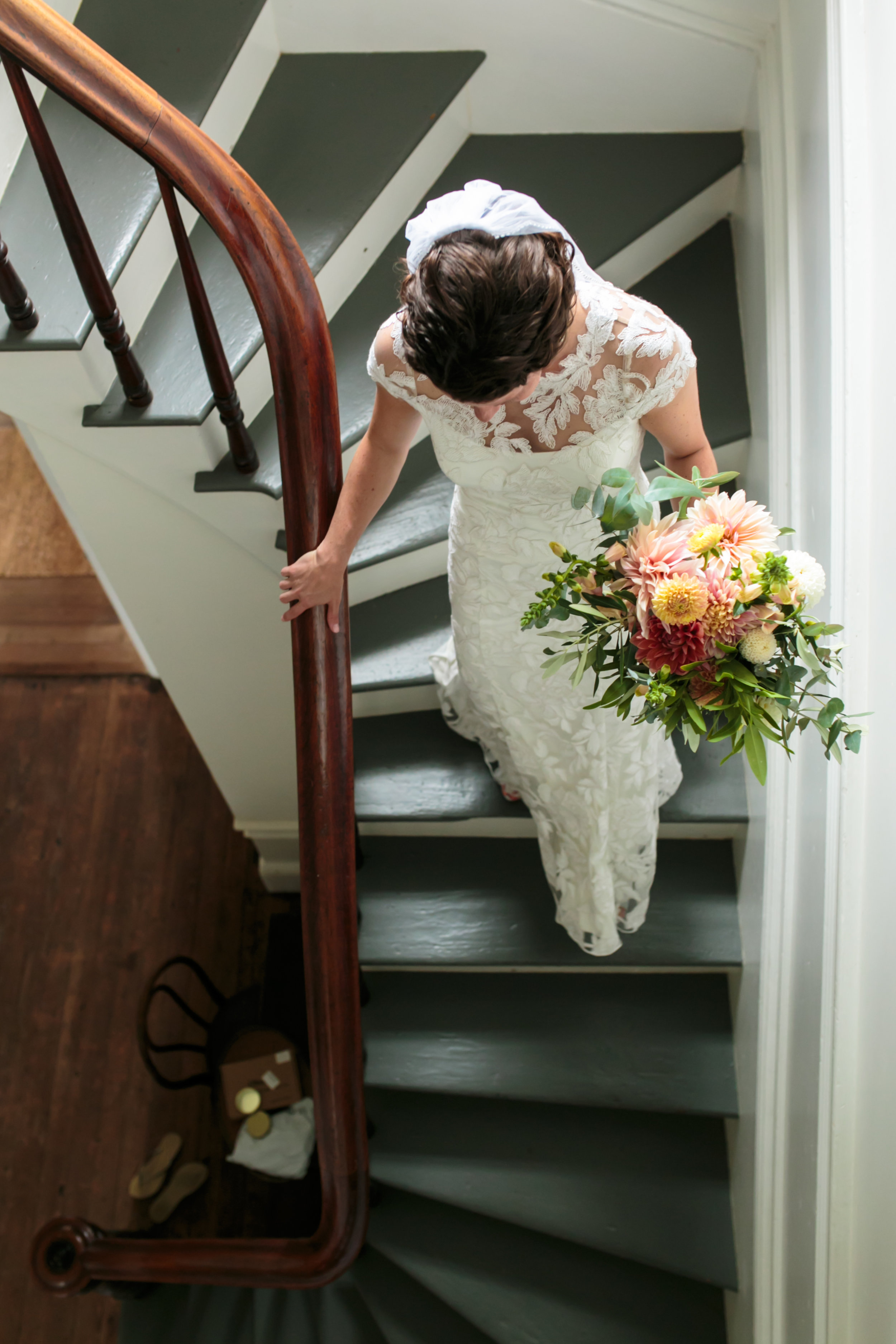 Mendocino Fall Wedding