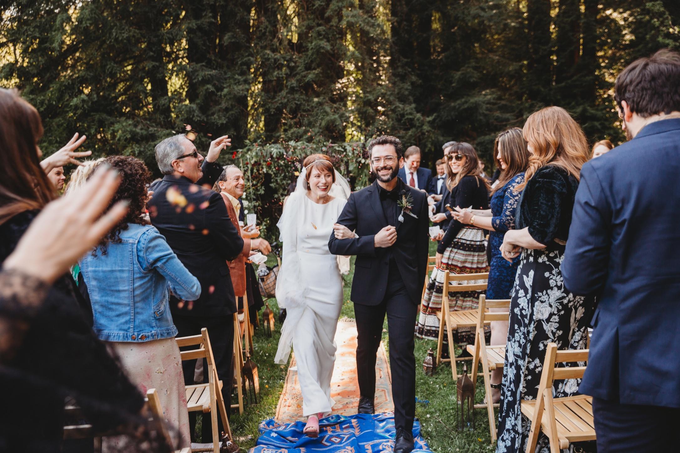 Dawn Ranch Spring Wedding