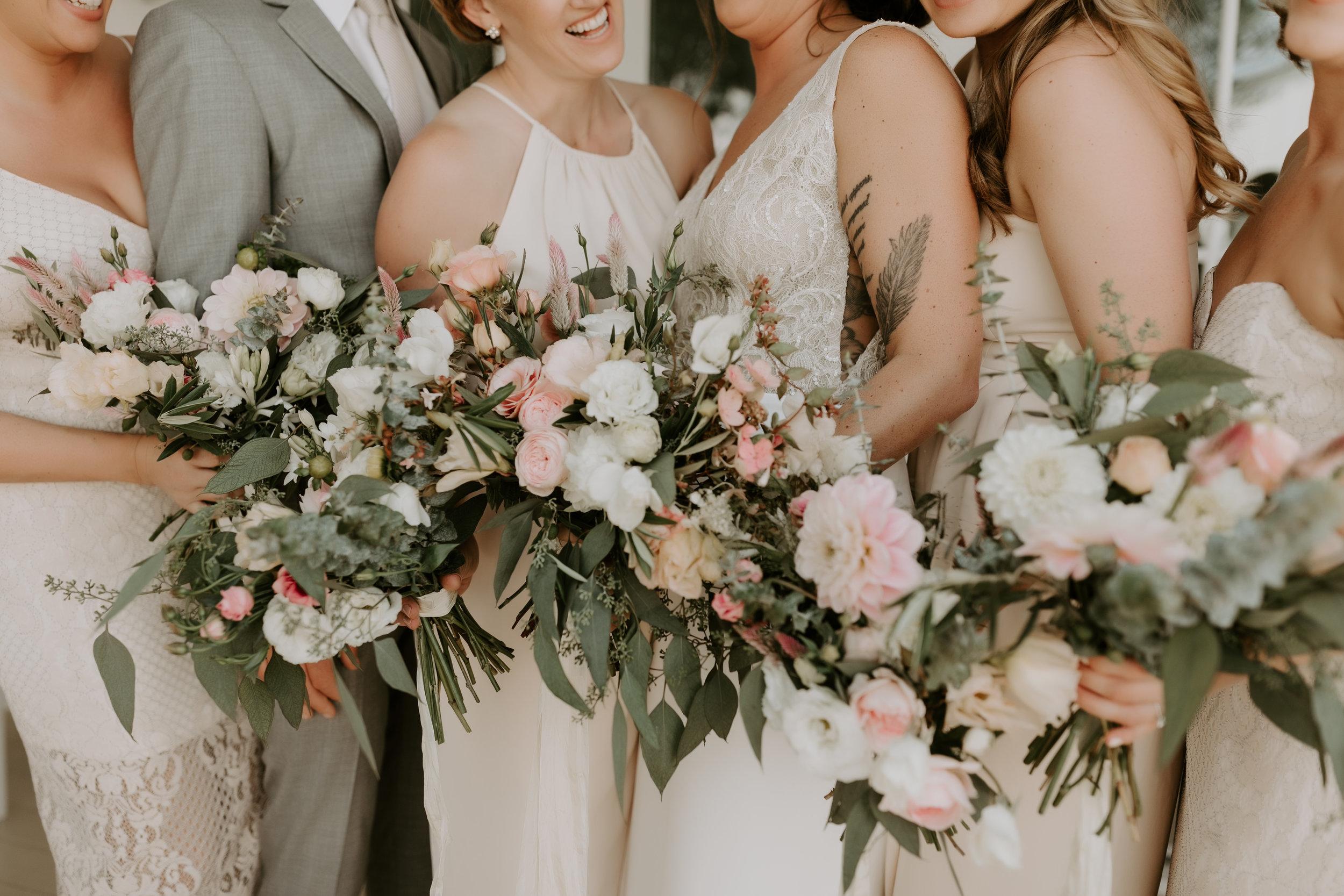 Griffith Woods Summer Wedding