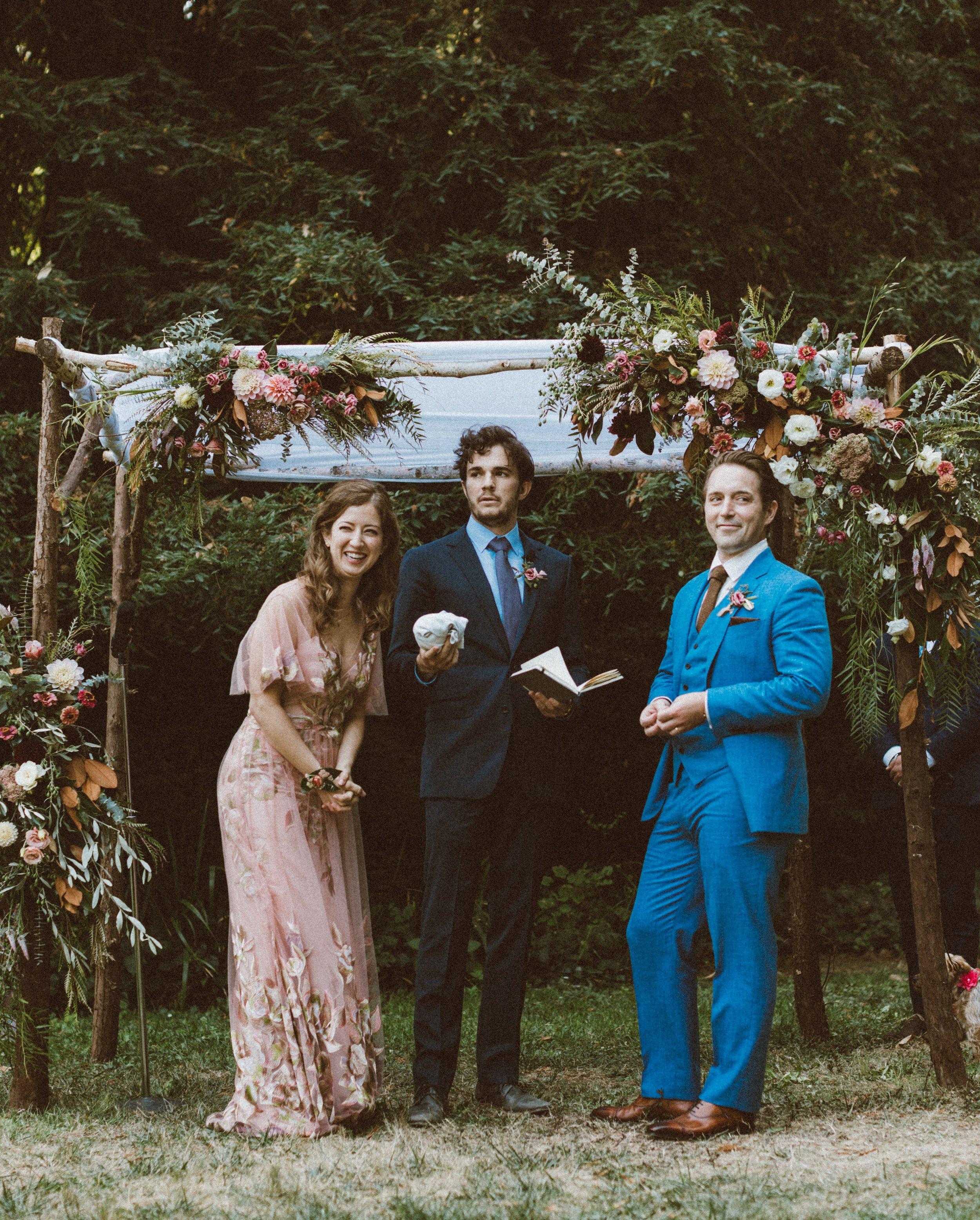 Dawn Ranch August Wedding