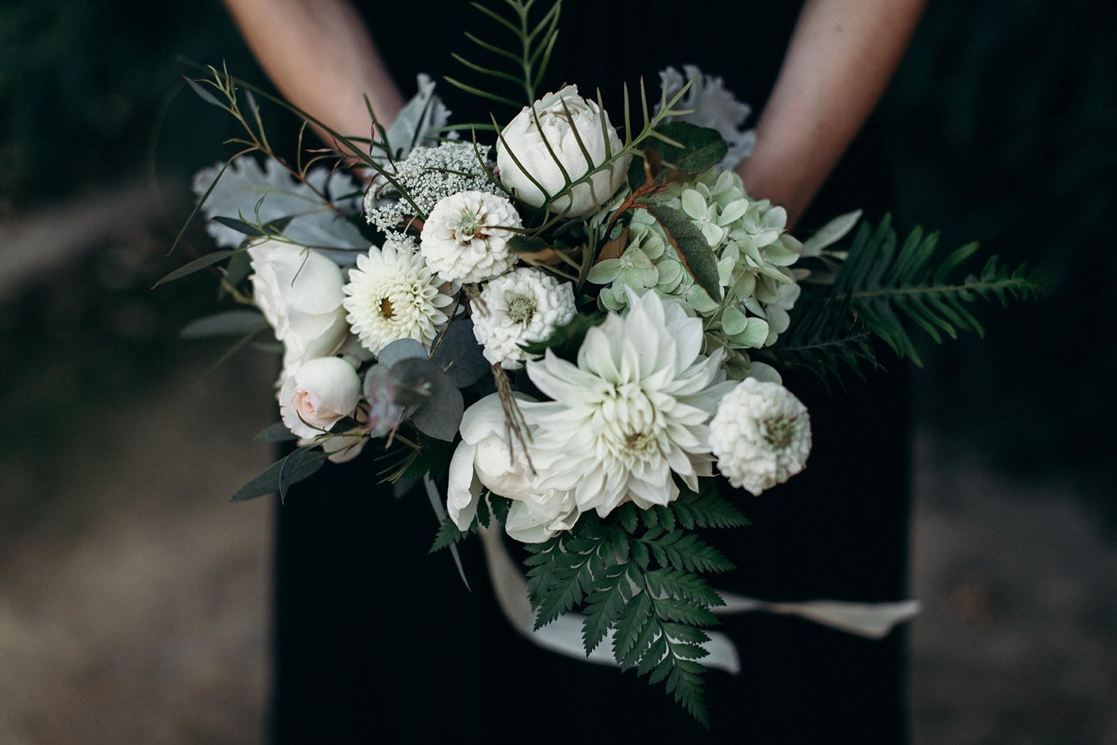 Campovida Fall Wedding