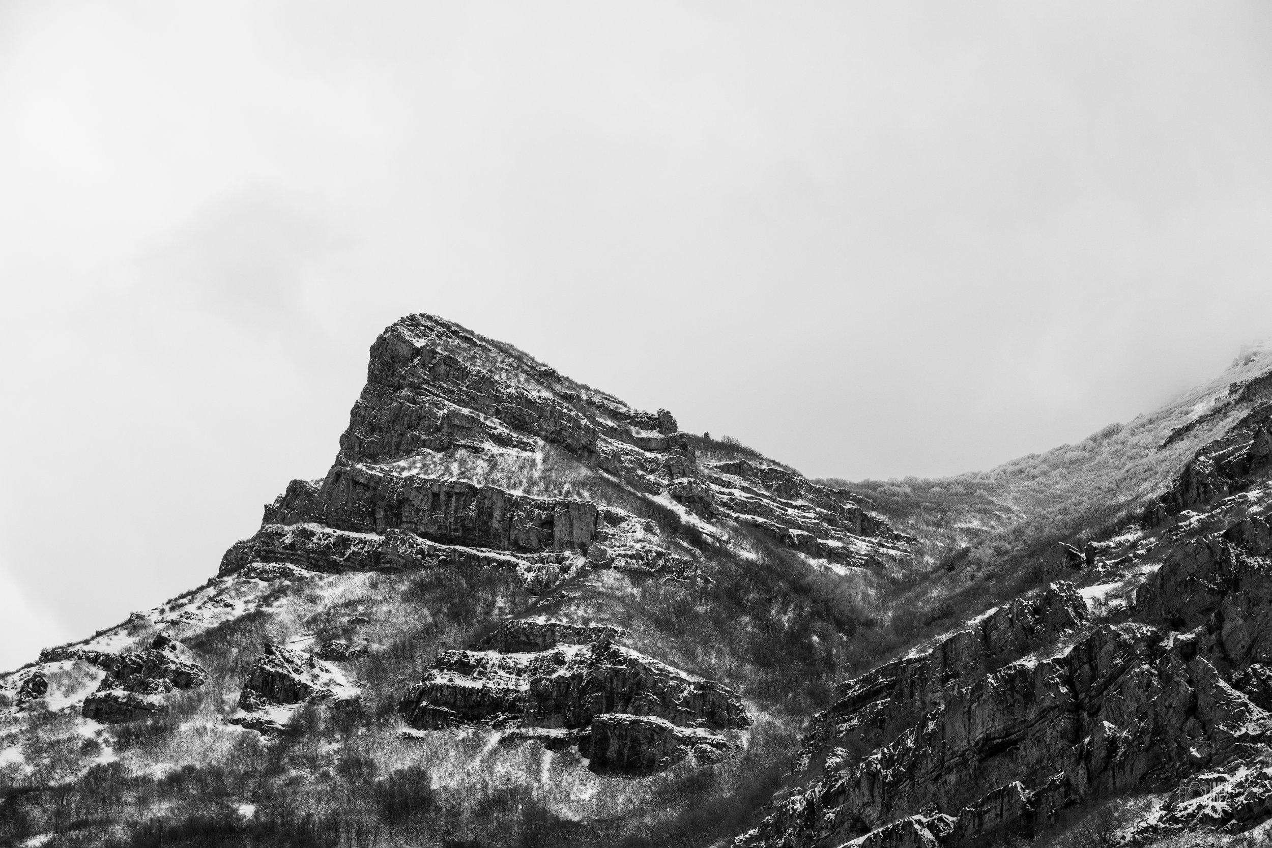 Provo Canyon   December 2016