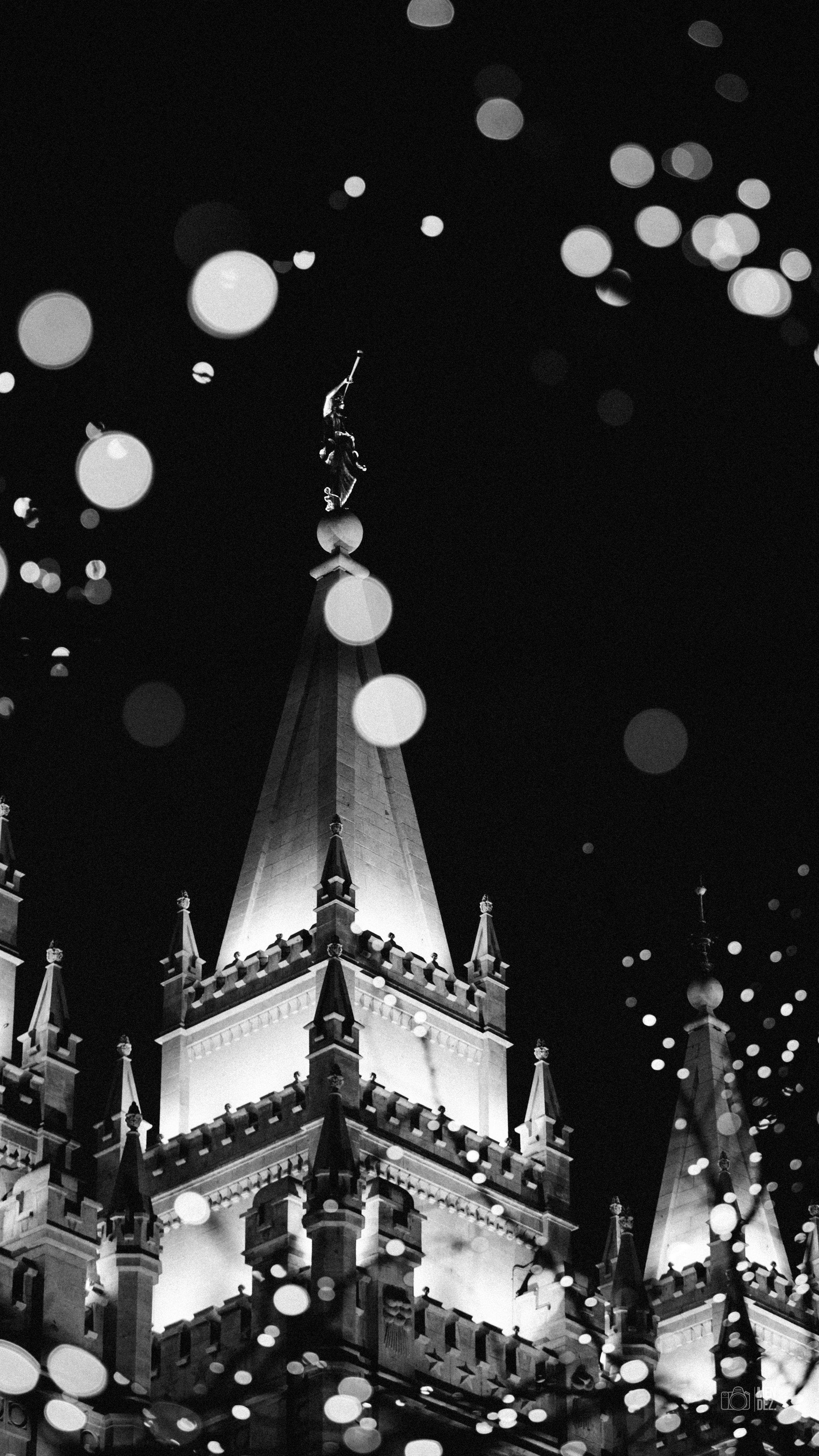 SLC Temple   December 2016