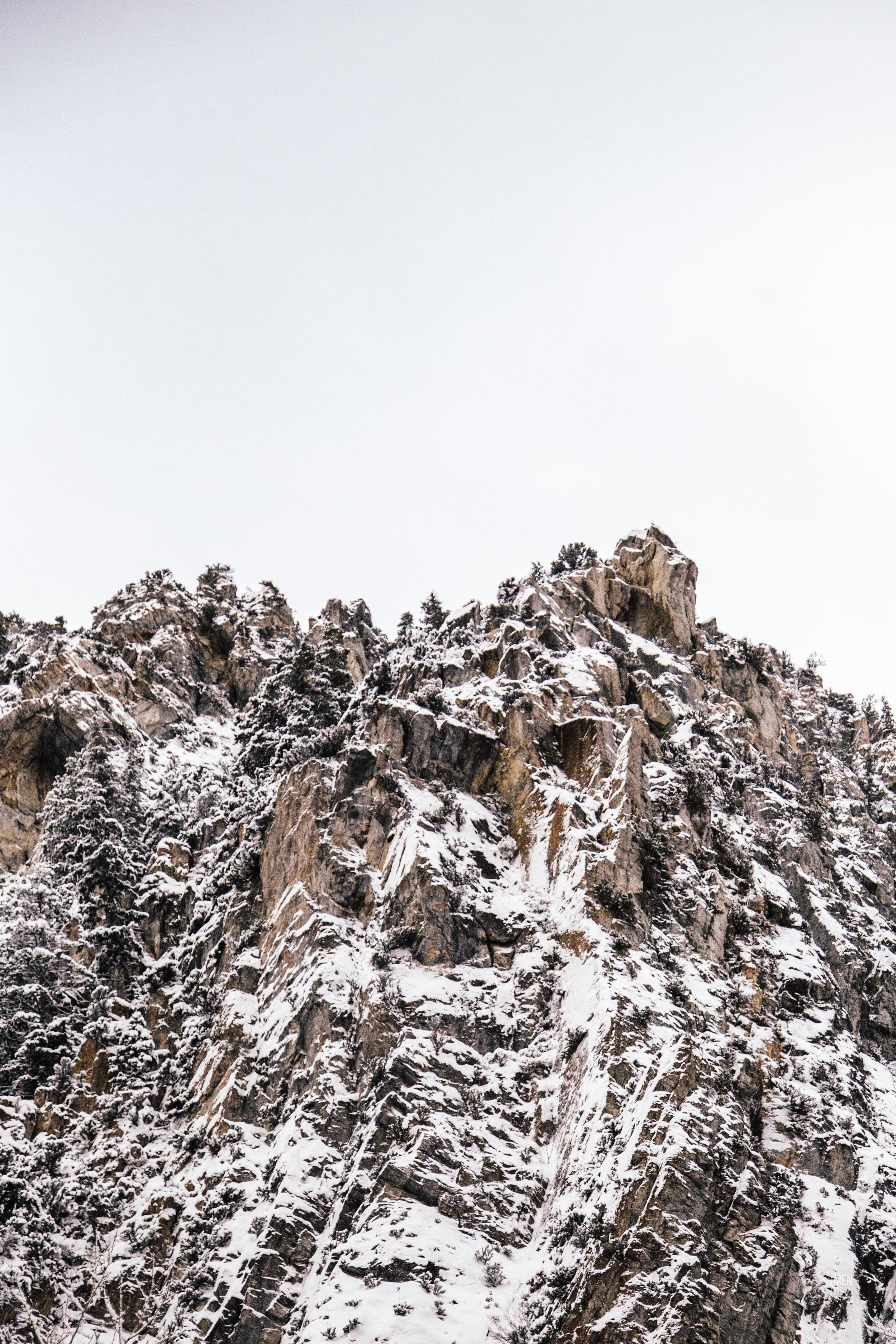 American Fork Canyon   December 2016