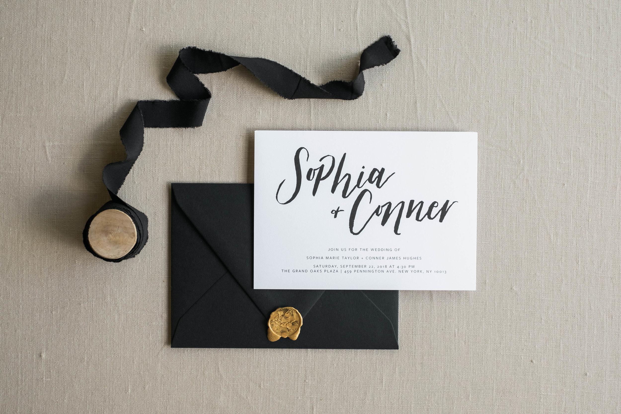 Main invitation
