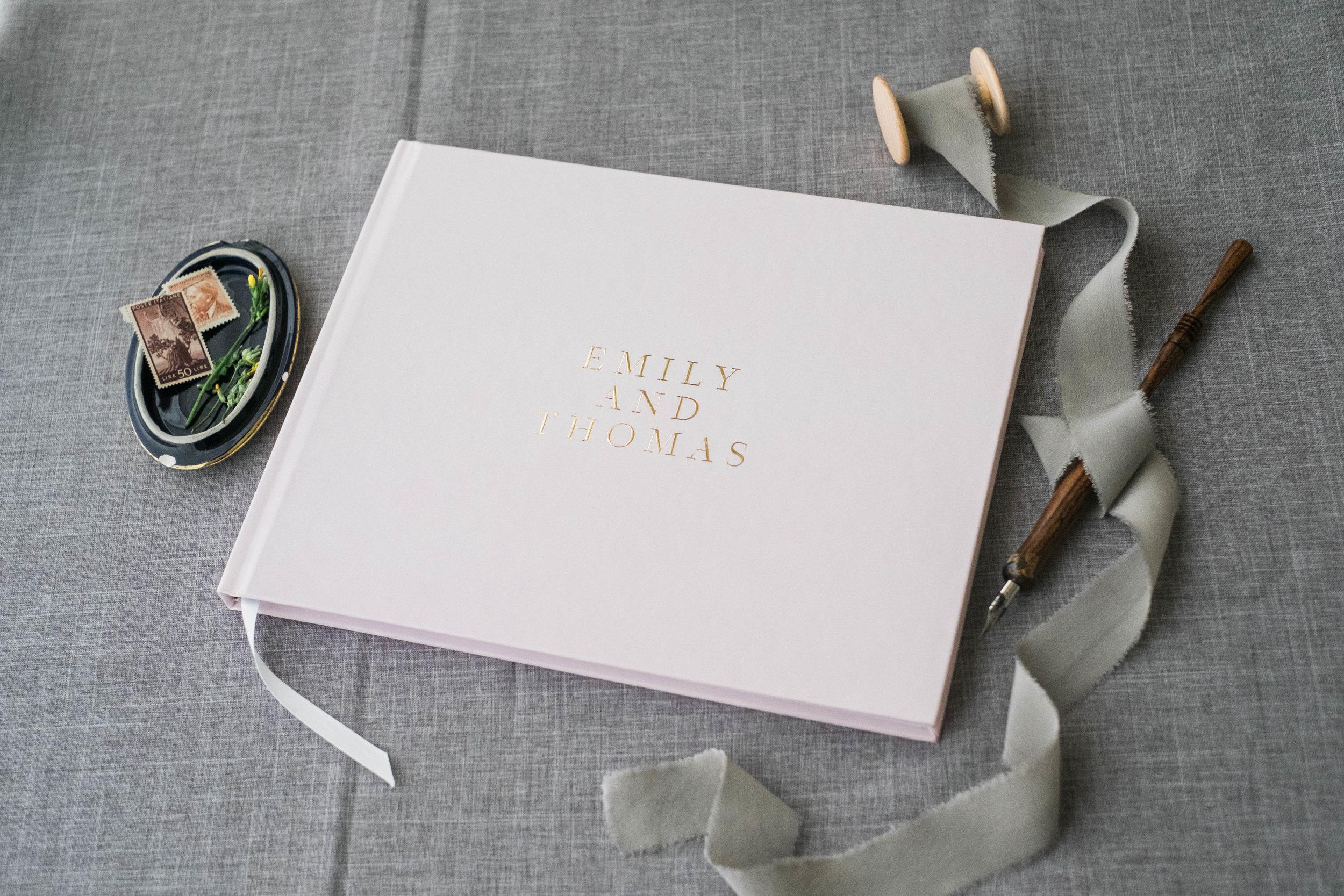 blush-wedding-guest-book