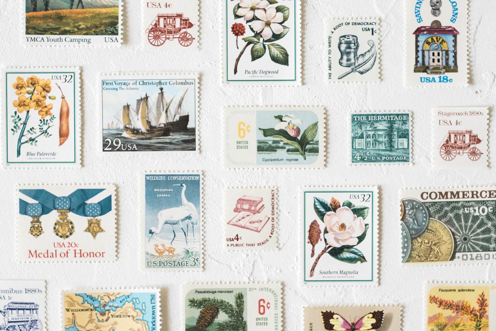vintage-stamps