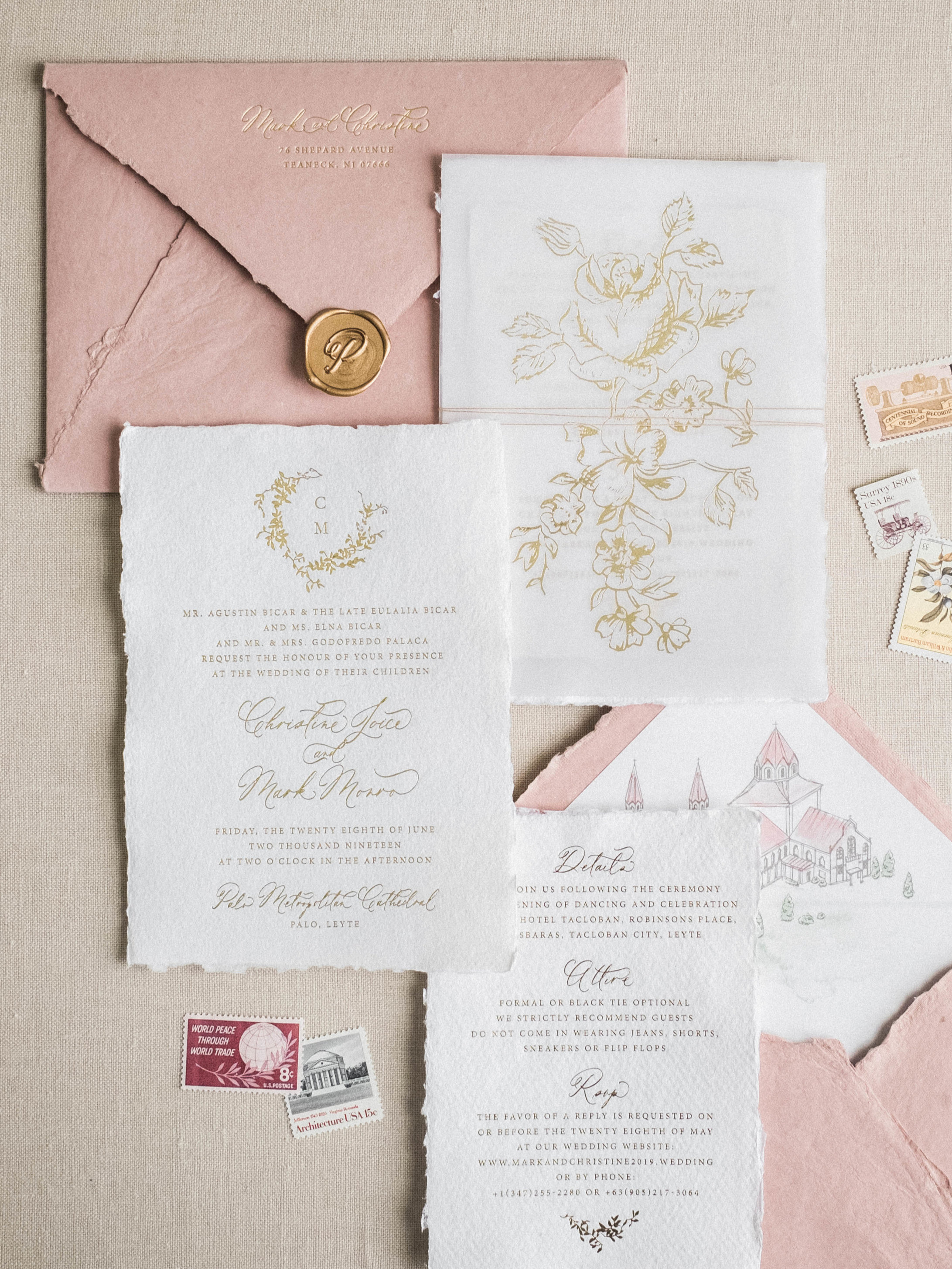 little carabao studio invitations