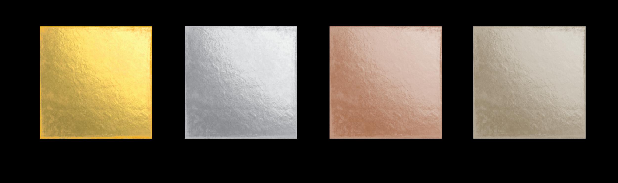 LCS Foil Colors