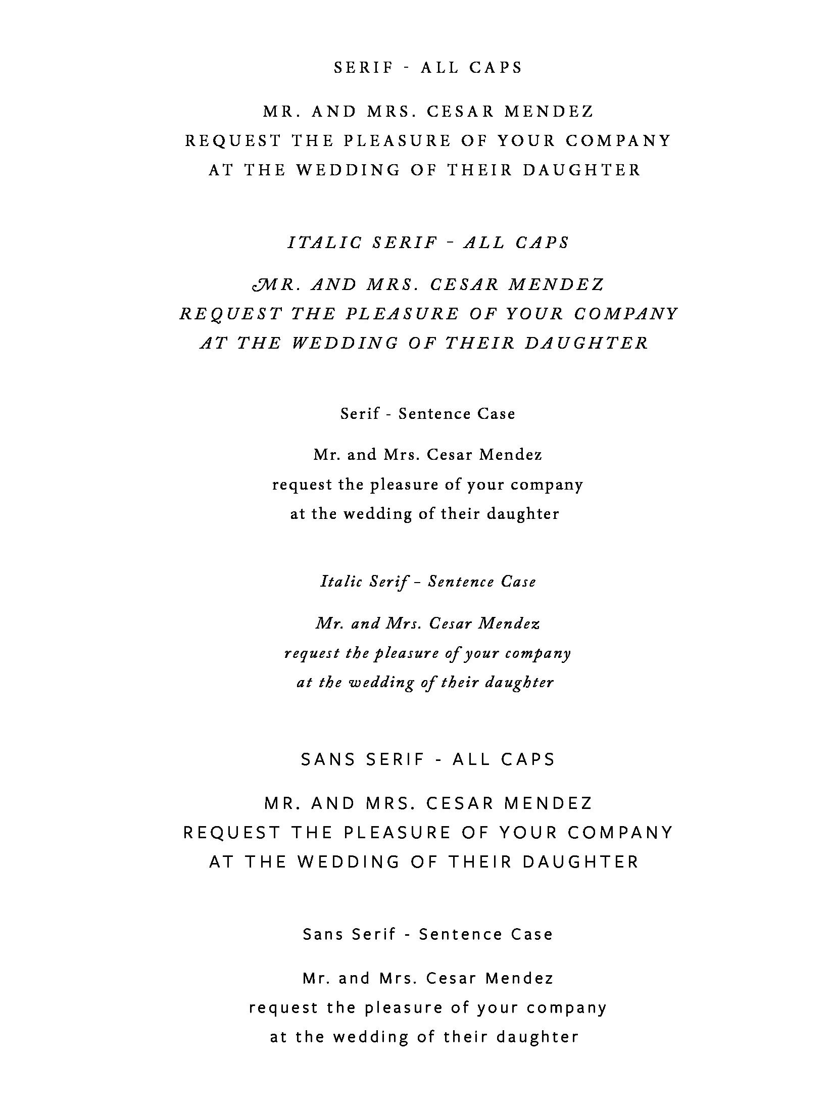 LCS Block Font Styles