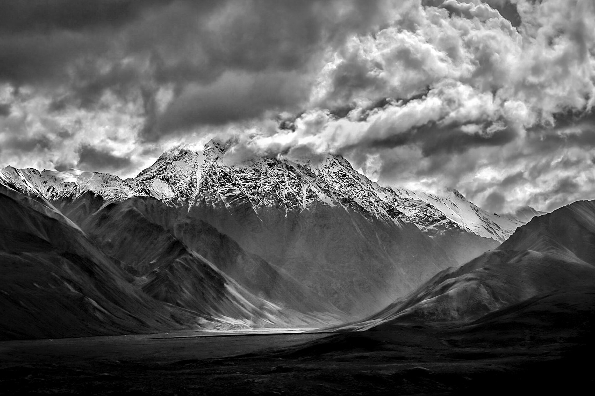 Denali God Light