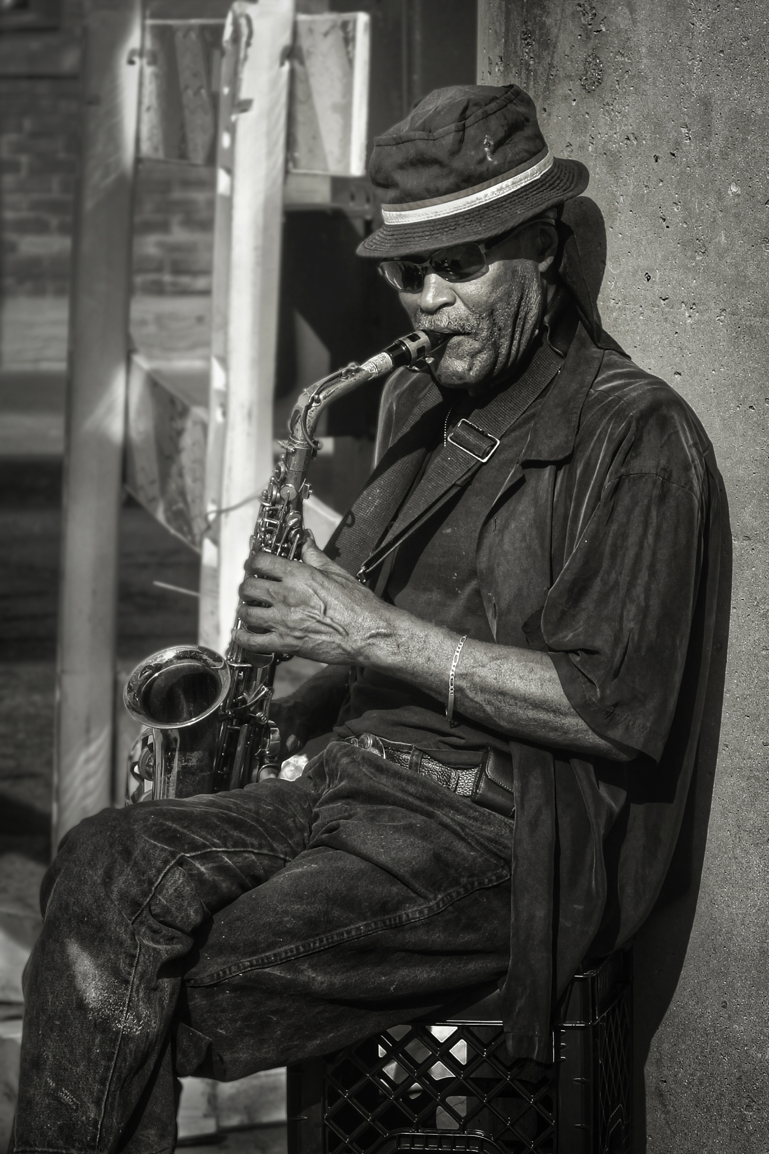 Detroit Sax