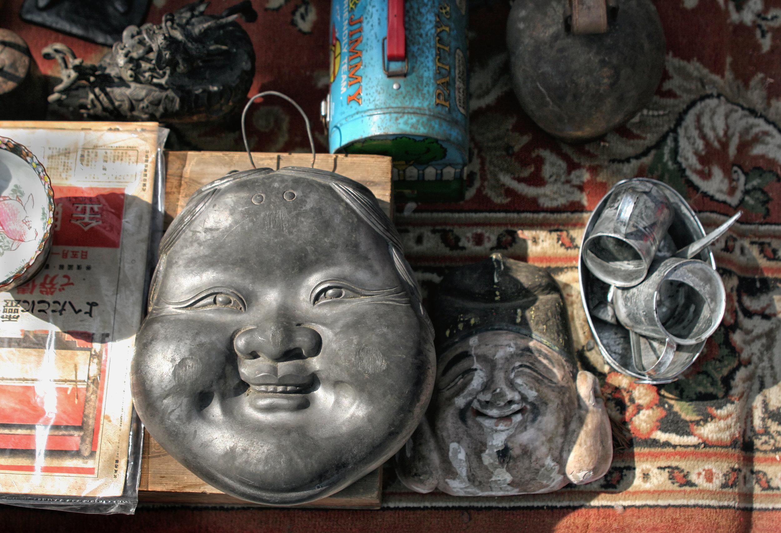 Togo Shrine Sale/Flee Market