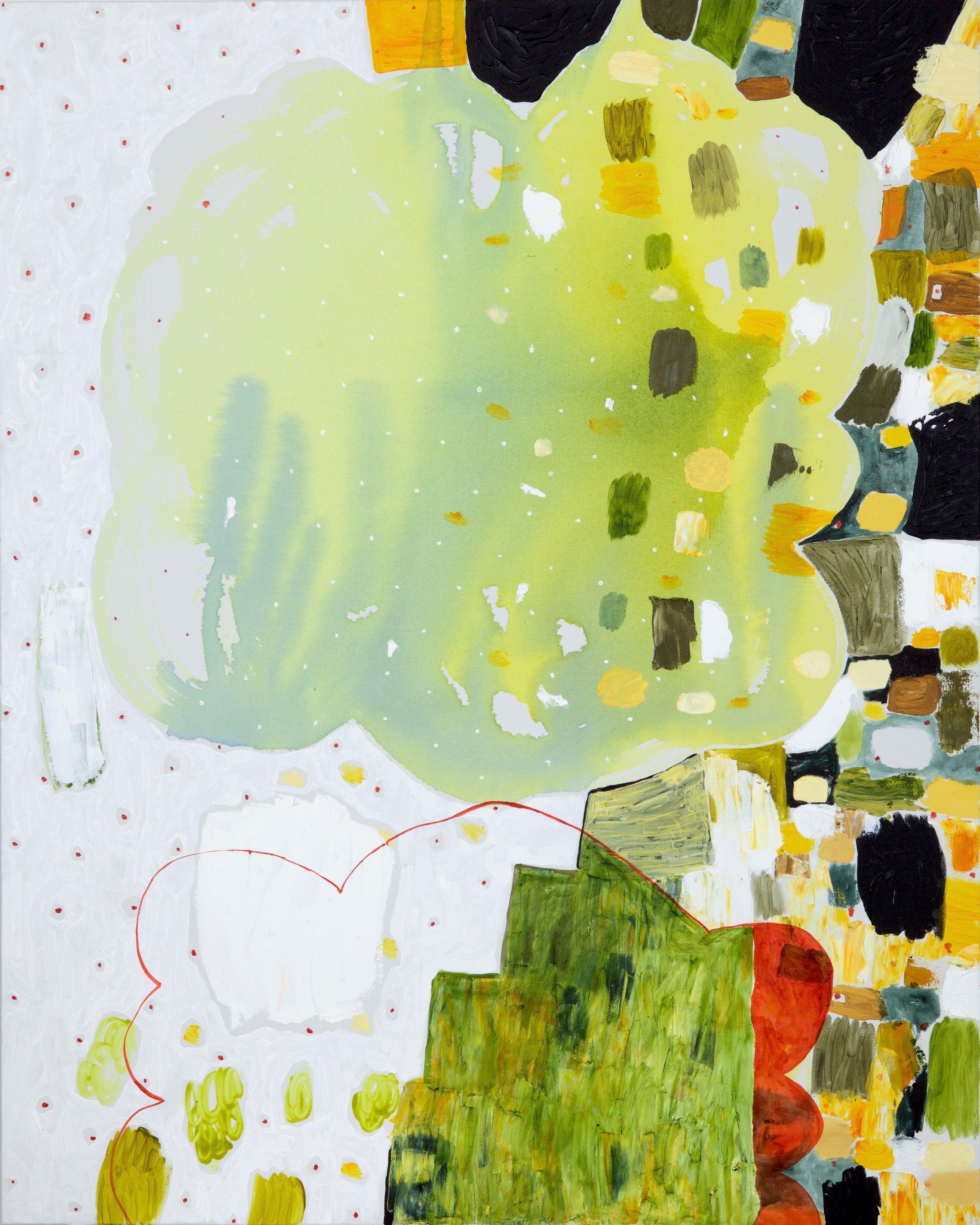 "oil on canvas  60"" x 48""  2015"