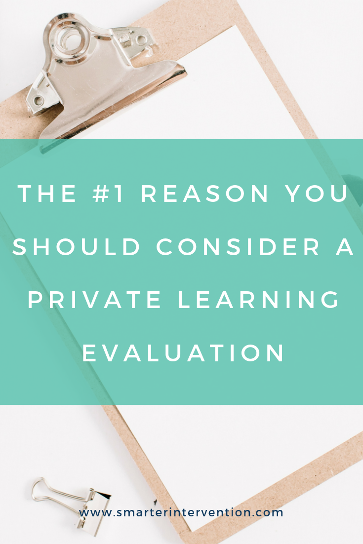 Private Learning Evaluation