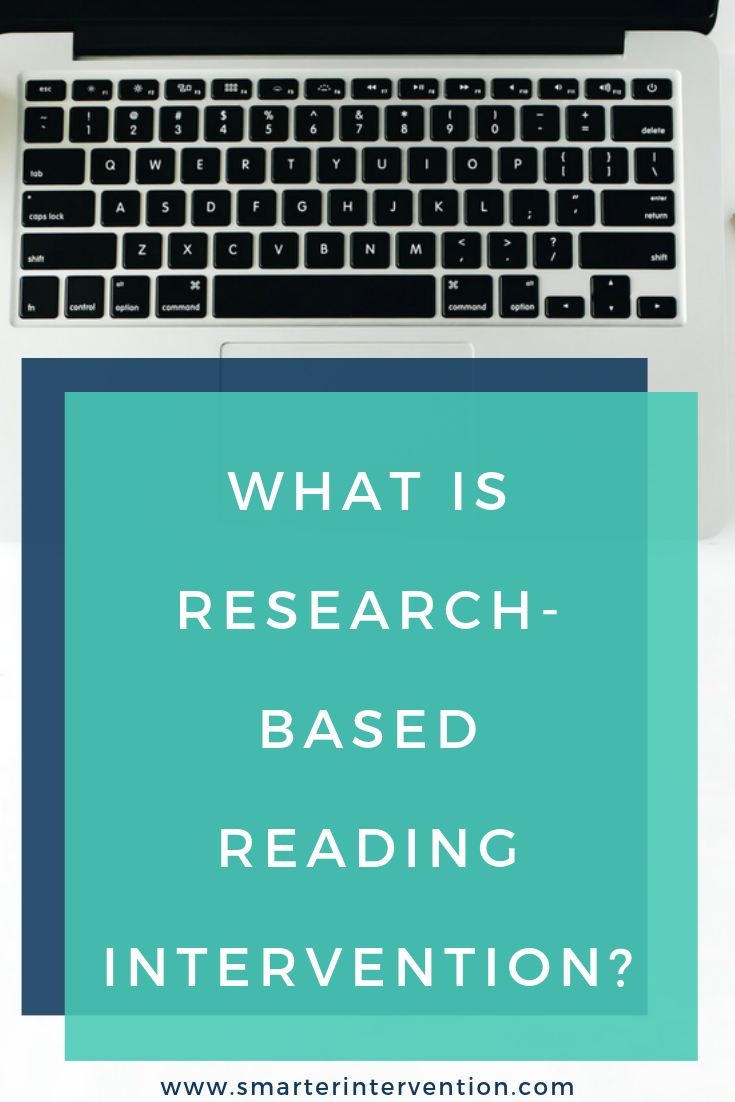 What is reasearch-based reading intervention.png
