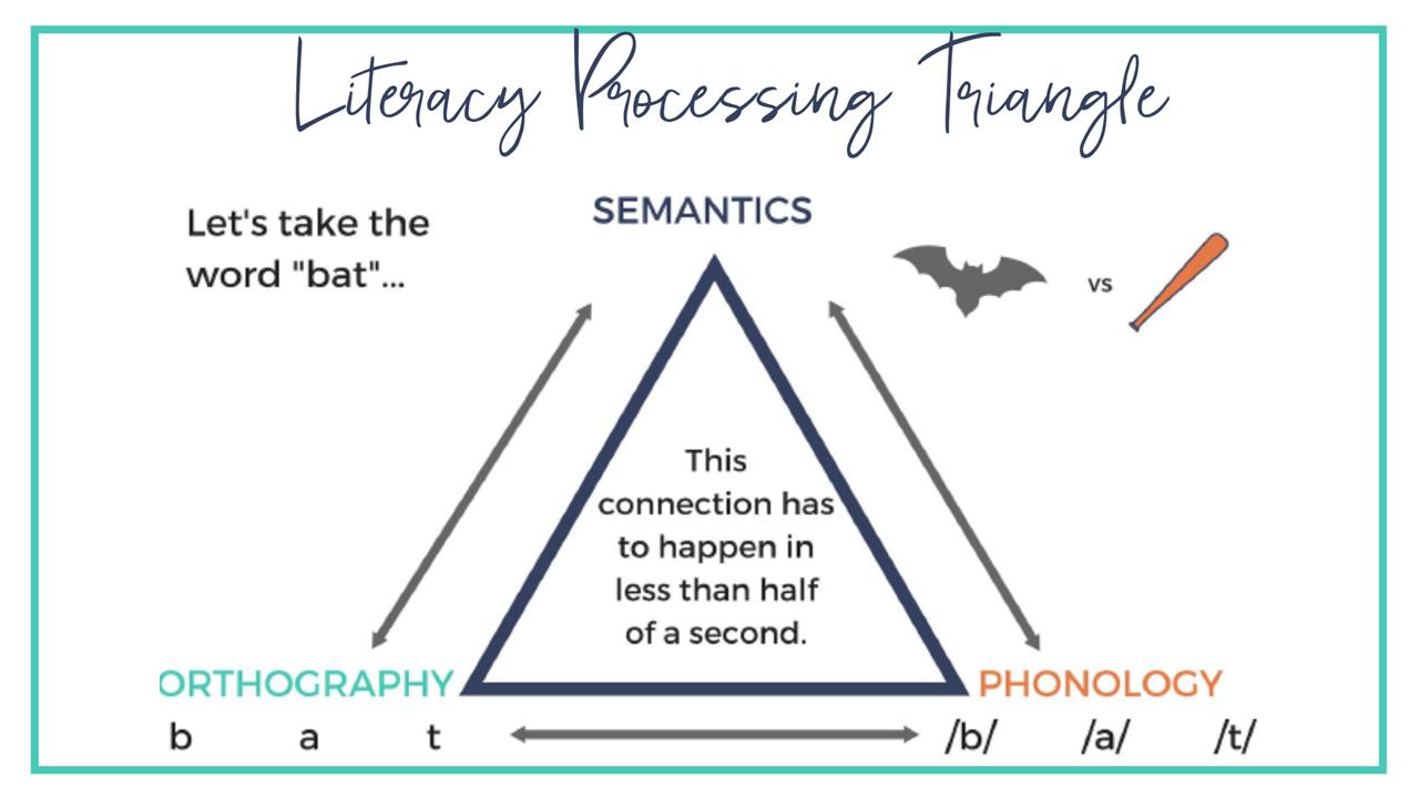 Literacy Processing