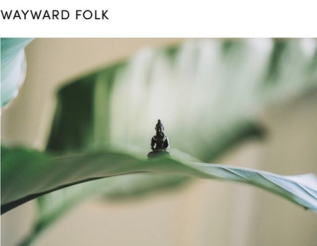 Absolutely honoured to be featured on @thewayward.co today. Have you checked it out yet? Such a great site for all the soul sisters out there! https://www.thewayward.co/waywardfolk/reiki-for-the-earth