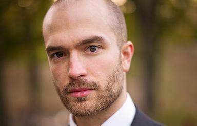 John Brancy, Baritone, wins the 16th annual jensen foundation vocal competition