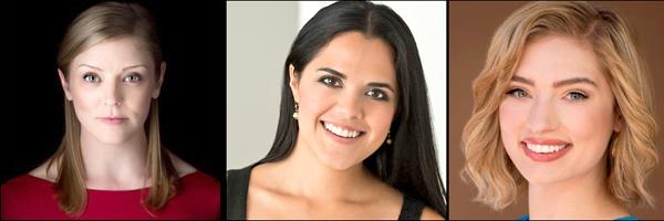 Corrie Stallings | Teresa Castillo | Sylvia D'Eramo