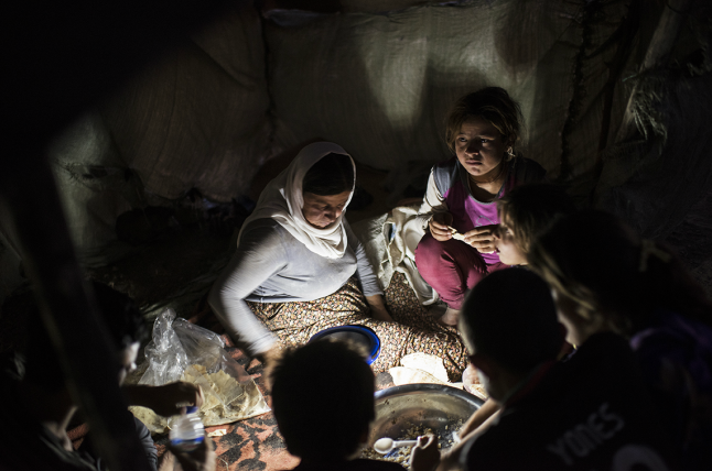Image by Lynsey Addario, ISIS in Iraq