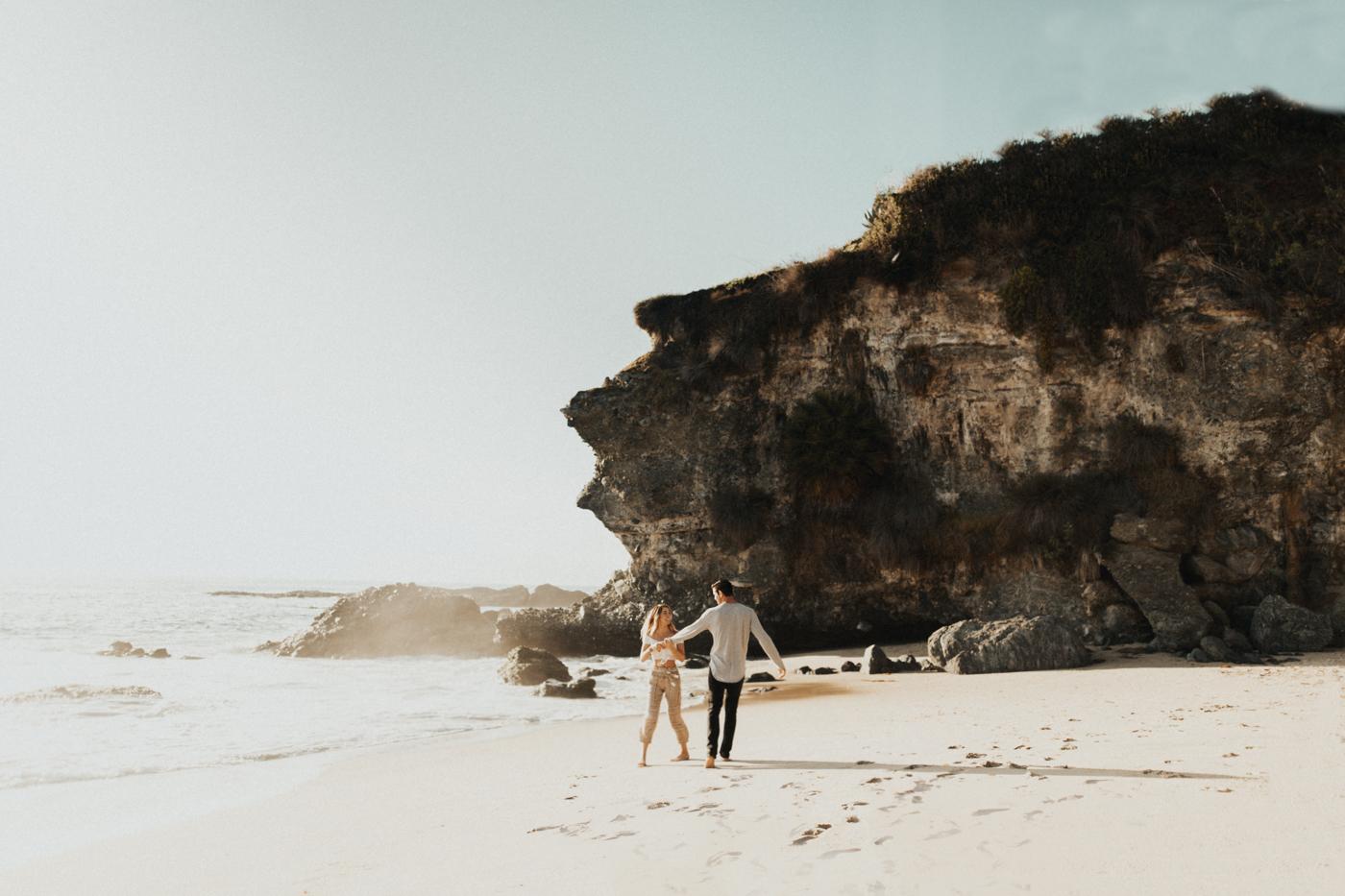 Marcella Laine Photography Laguna Beach Sunset Engagements-.jpg