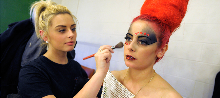 hair makeup artist film