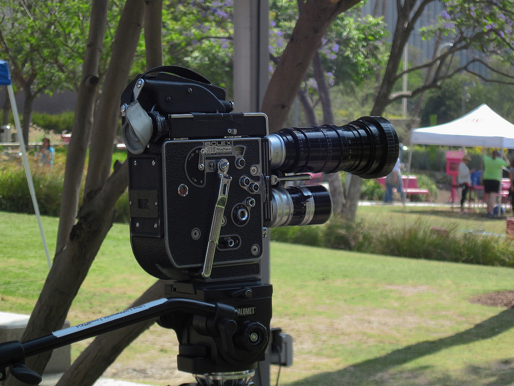 film movie camera nyc