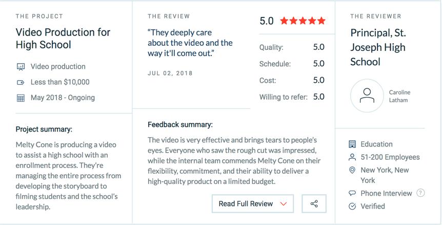 st joseph review