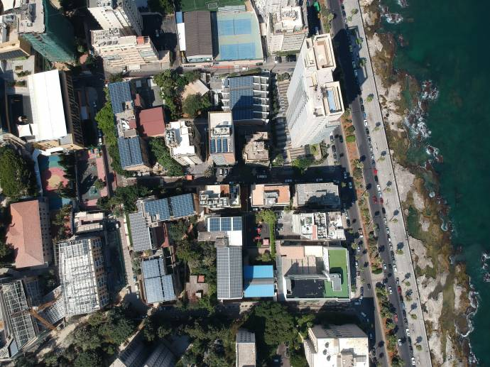 Beirut School Installs Largest Solar Power Project On A School Campus In Lebanon -