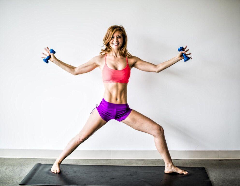 yoga model