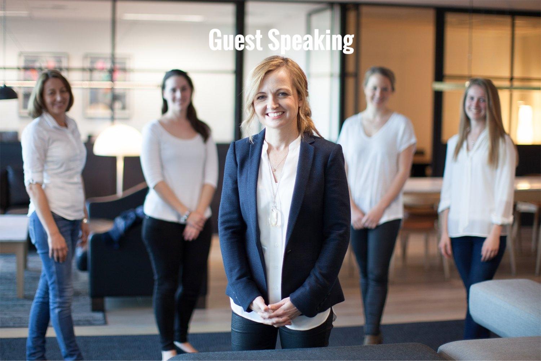Guest Speaking