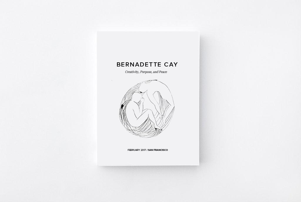 Bernadette Cay-Portfolio Cover-February 2017