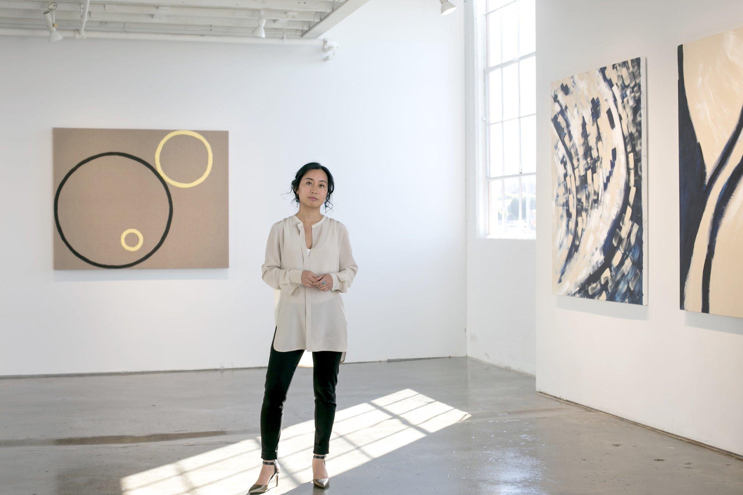 #VenusOnMars, Bernadette Cay 2018, SFMOMA Artists Gallery. Photo by  Stef Etow .