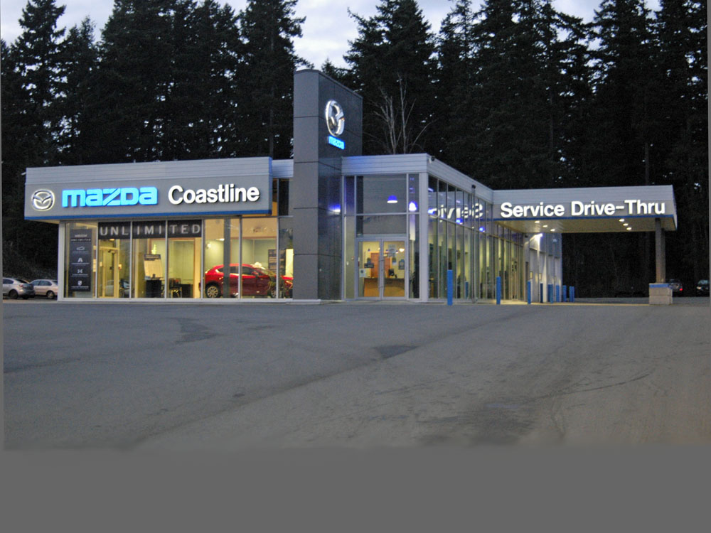 Coastline Mazda - Campbell River