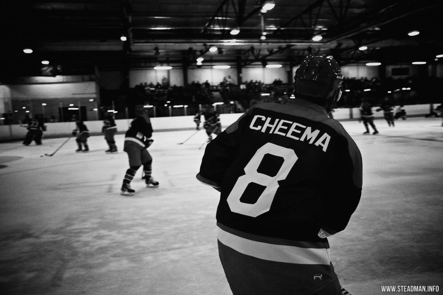Sam Cheema - Hockey Invicta Dynamos
