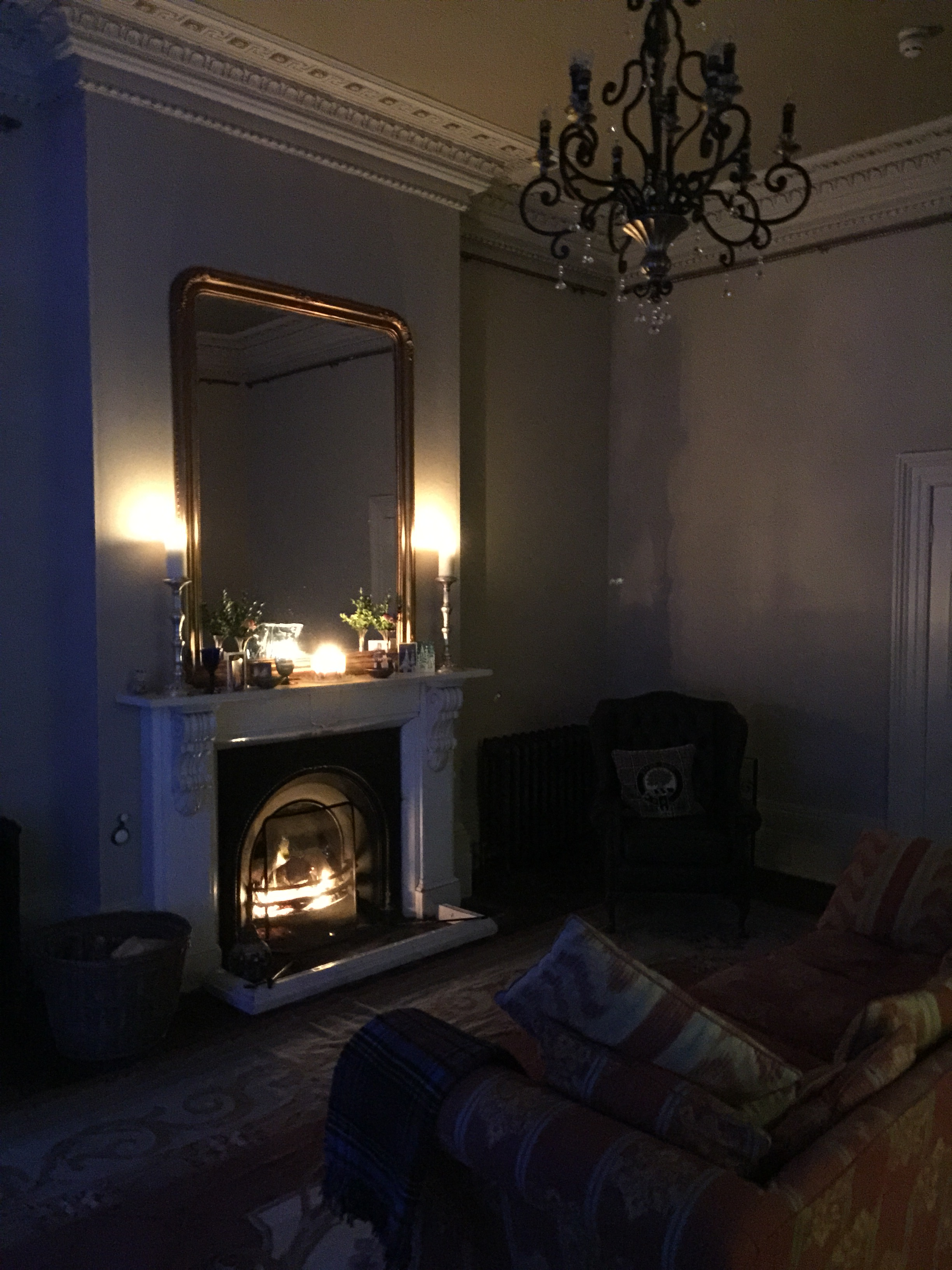Relax at Cleatham Hall
