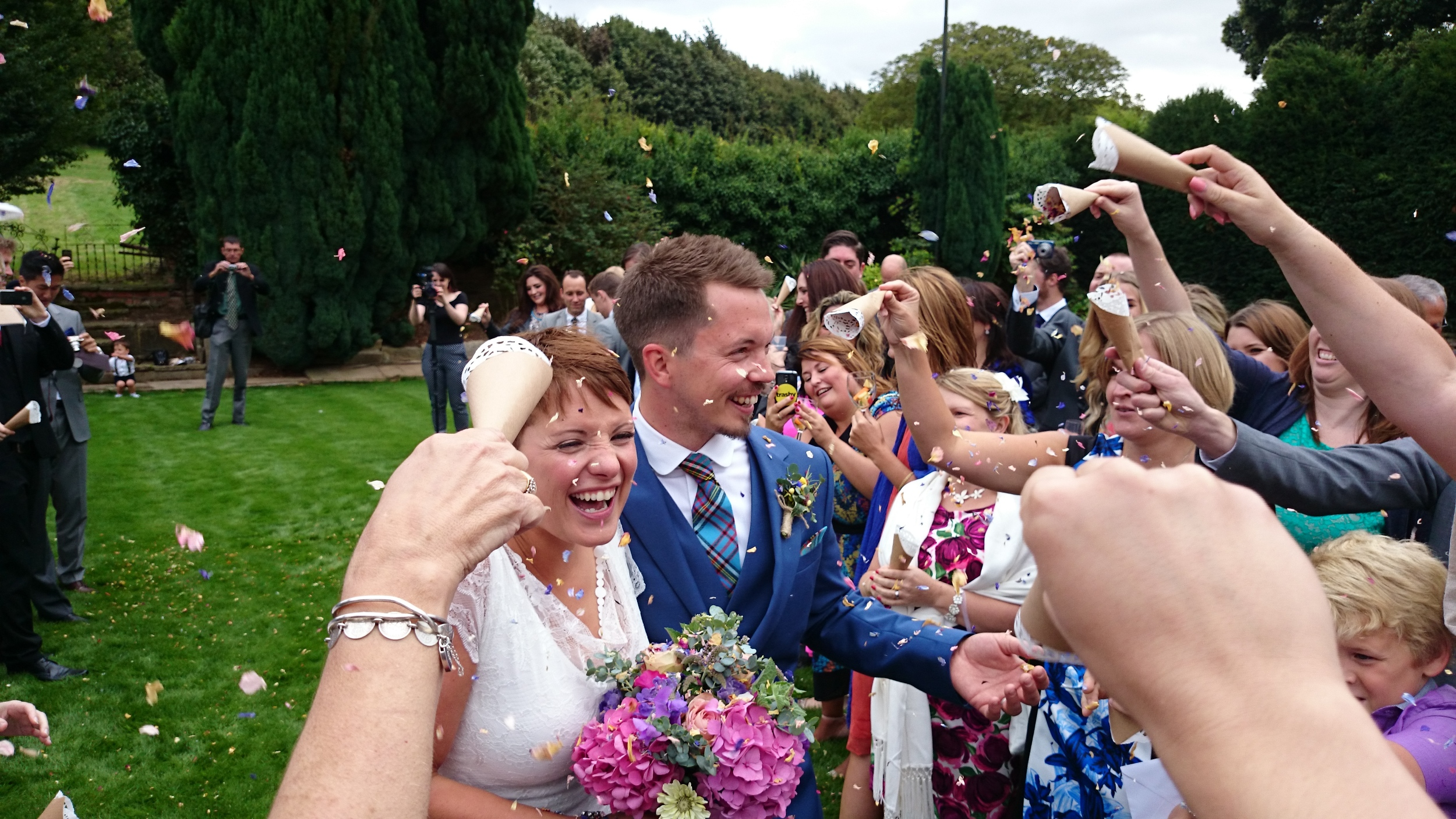 Weddings at Cleatham Hall