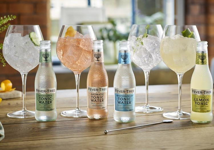 ENJOY GIN & TONICS ON THE CLEATHAM HALL TERRACE