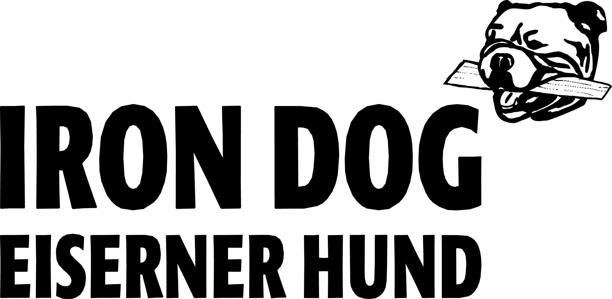 Iron Dog Logo