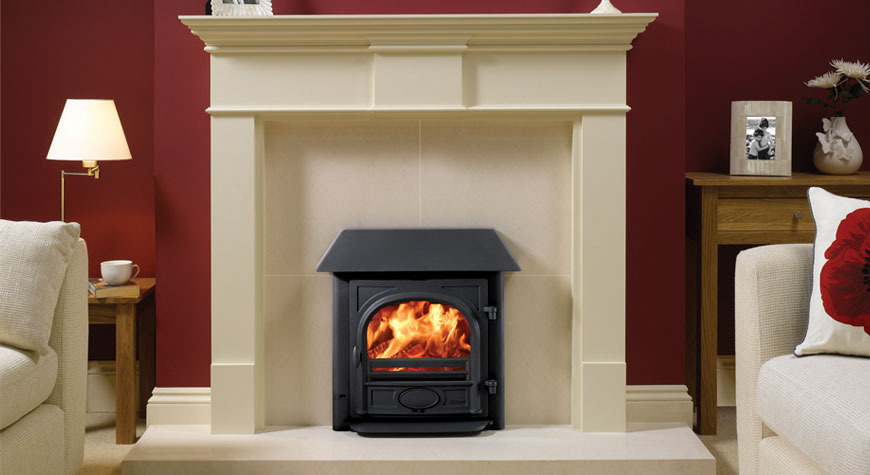 Stovax Stockton Milner Wood Burning Stove