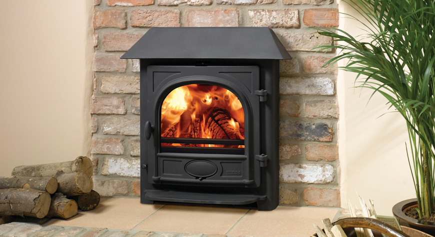 Stovax Stockton 7 Inset Convector Wood Burning Stove