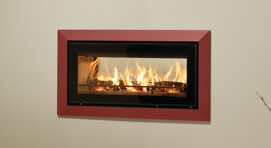 Stovax Riva Studio Duplex Wood Burning Stove