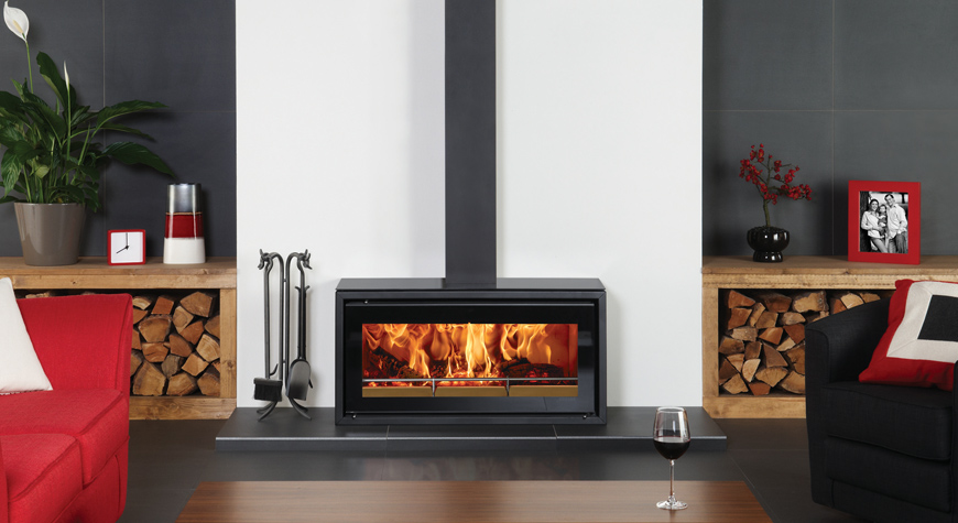 Stovax Riva Studio 2 Freestanding Wood Burning Stove