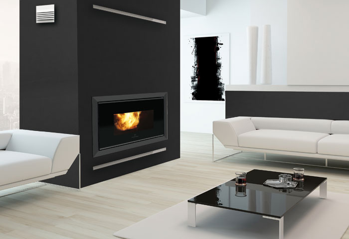 Pellkamin Pellet Stove Fireplace