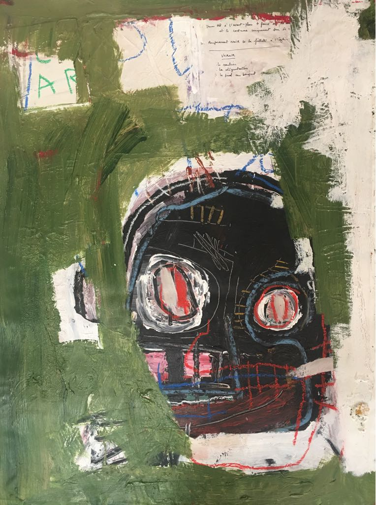 Ehoodi Kichapi Veknir, 2017Mixed Media on Canvas, 73.50 w x 98h .jpeg