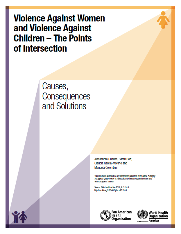 CLIENT:  PAHO  PROJECT: Intersections of VAW and VAC